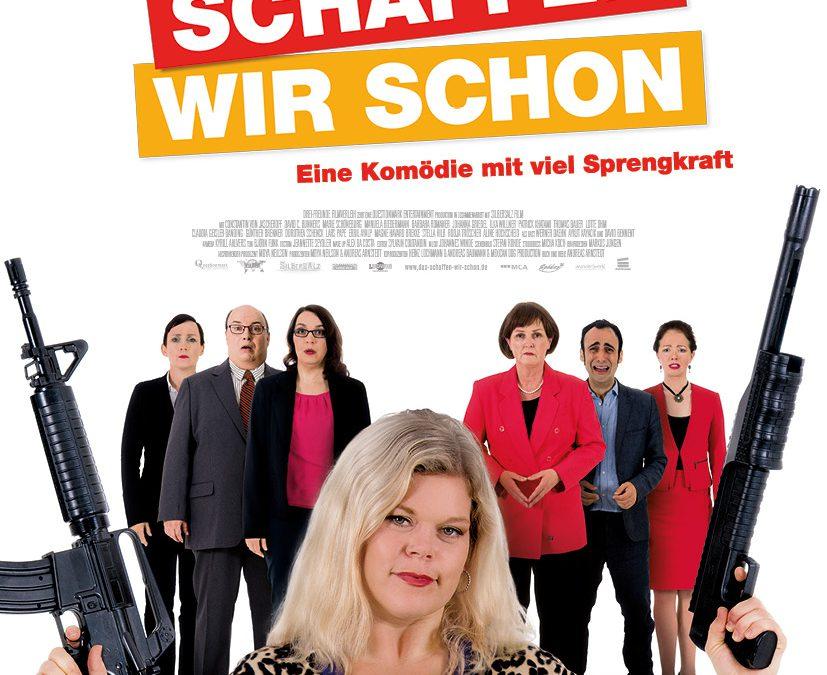 Erfolgreiche Kinotour von DAS SCHAFFEN WIR SCHON